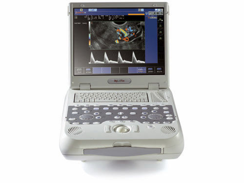 Ultrasound corner