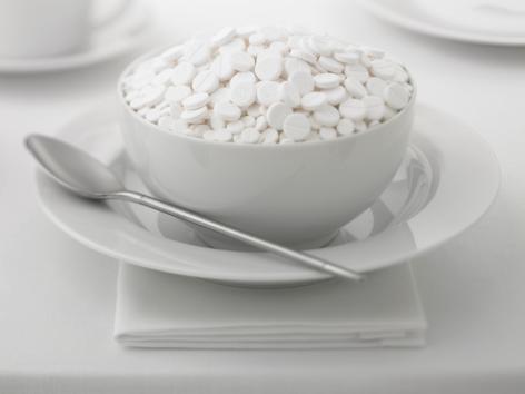¿Y si retiramos la aspirina?